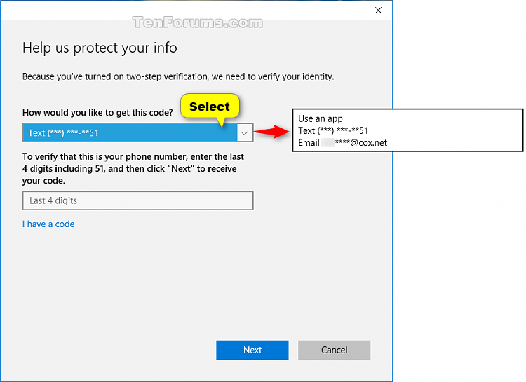 Sign in Store with Different Account in Windows 10-store_sign_in-3c.png