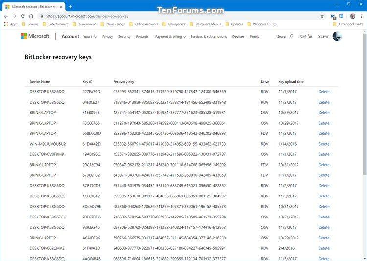 Find BitLocker Recovery Key in Windows 10-bitlocker_recovery_key_microsoft_account.jpg