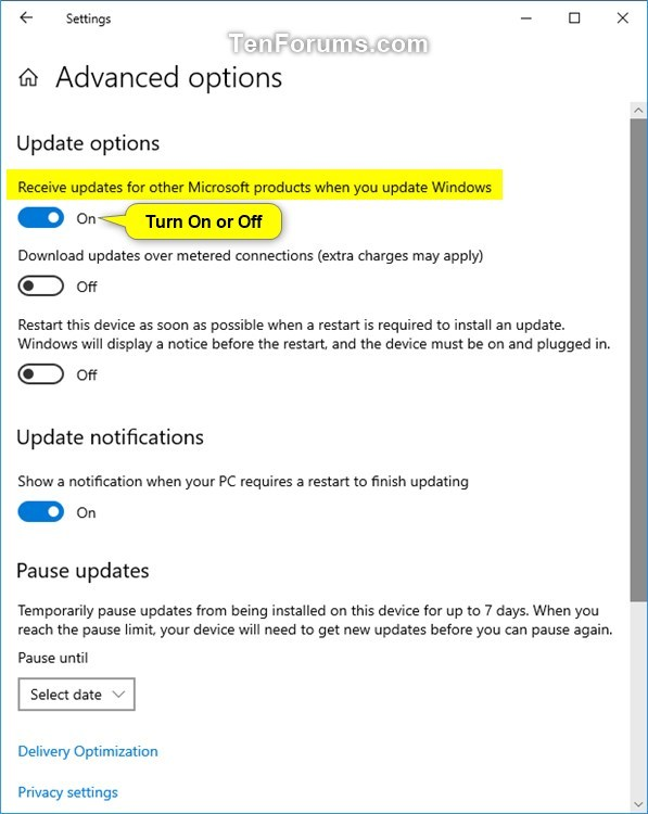 Turn On or Off Windows Updates for Microsoft Products in Windows 10-w10_updates_for_microsoft_products-2.jpg