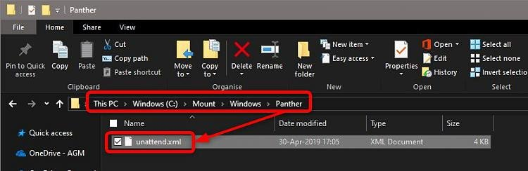 Apply unattended answer file to Windows 10 install media-unattend.jpg