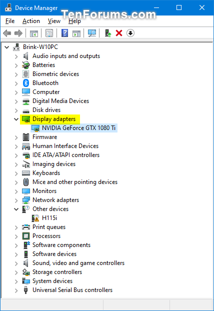 Check What Graphics Card or GPU is in Windows PC-gpu_in_device_manager.png