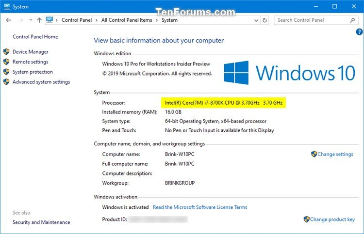 Check What Processor or CPU is in Windows PC-processor_cpu_in_control_panel.jpg