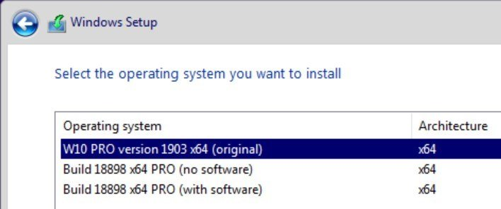 DISM - Create Bootable ISO with Multiple Windows 10 Images-choose-version-install.jpg