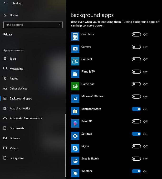 Name:  Background Apps Settings.jpg Views: 73 Size:  45.5 KB