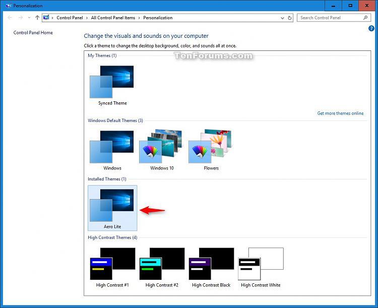 Click image for larger version.  Name:Aero_Lite_theme.jpg Views:5744 Size:105.7 KB ID:23630