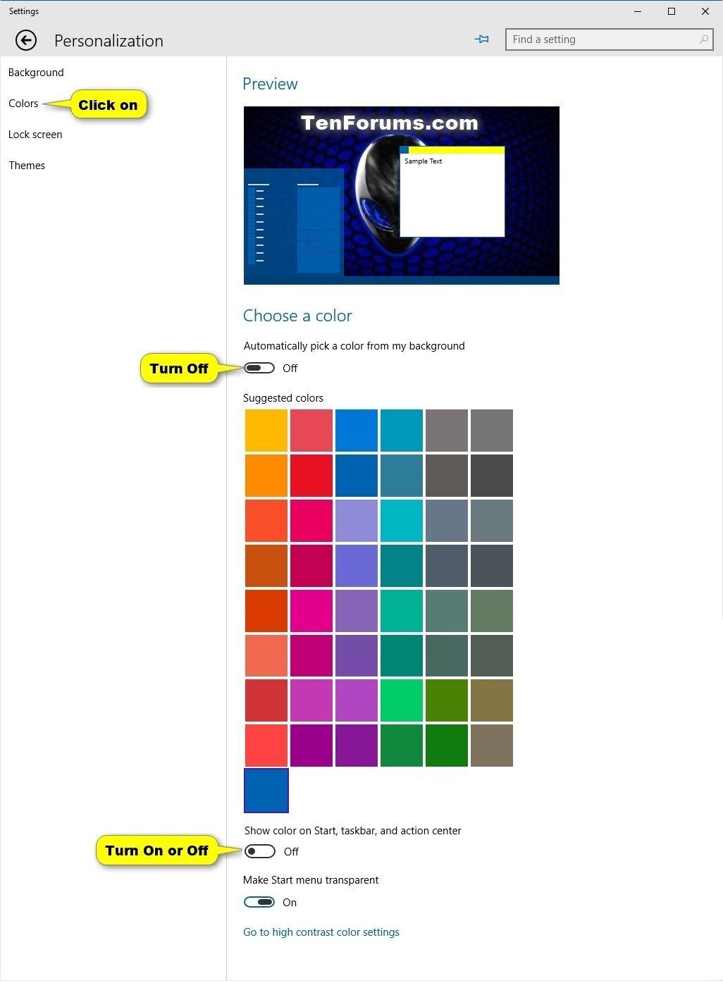 Aerolite Theme - Install in Windows 10 - Windows 10 Tutorials