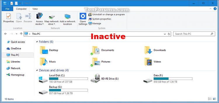 Install Aerolite Theme in Windows 10-inactive.png