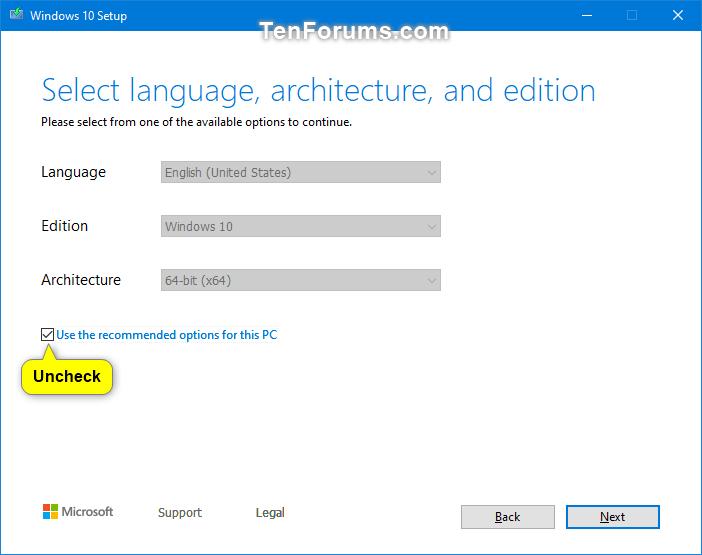 Download Windows 10 ISO File | Tutorials
