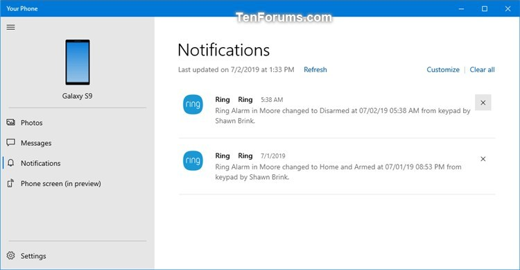 Pick Apps from Android Phone to Notify in Your Phone app in Windows 10-your_phone_notifications.jpg
