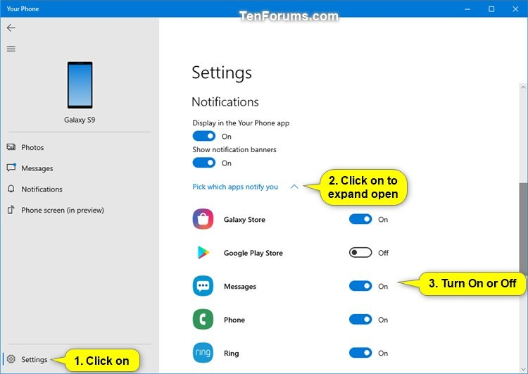 Pick Apps from Android Phone to Notify in Your Phone app in Windows 10-your_phone_pick_which_apps_notify_you.jpg