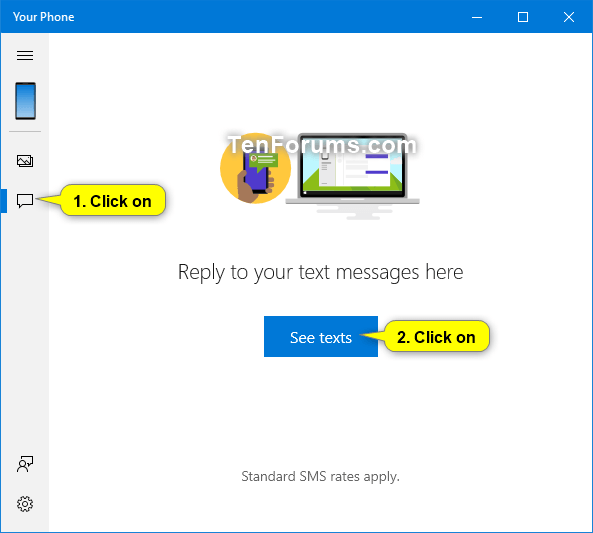 Turn Off Show Text Messages from Phone in Your Phone app on Windows 10-your_phone_see_texts.png