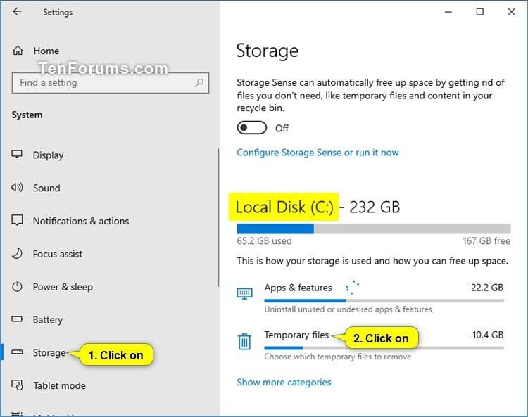 Delete Windows old Folder in Windows 10 | Tutorials