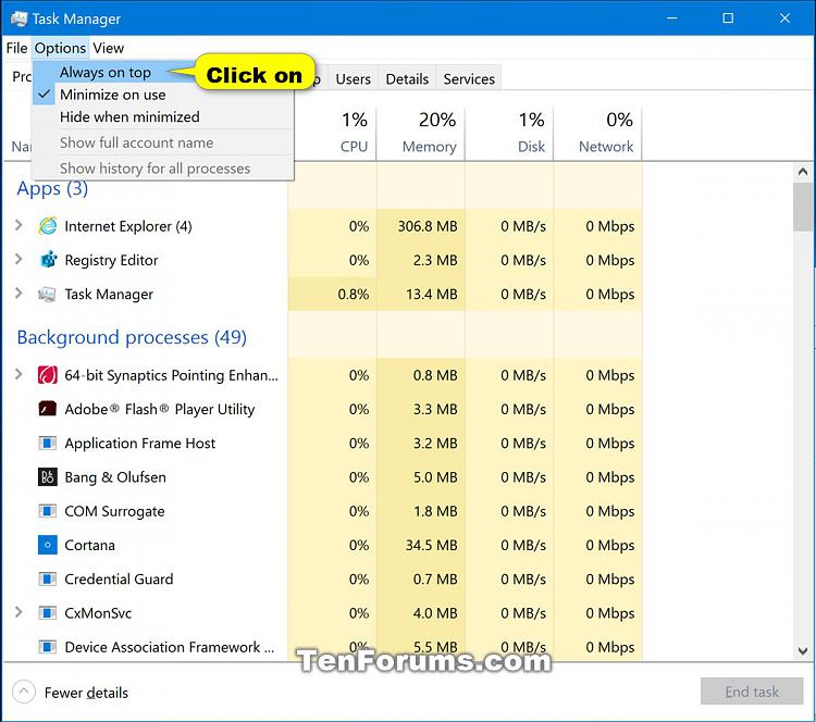 Turn On or Off Always On Top for Task Manager in Windows 10-task_manager_always_on_top.jpg