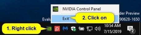 Add or Remove NVIDIA Control Panel Notification Tray Icon in Windows-nvidia_notification_icon.jpg
