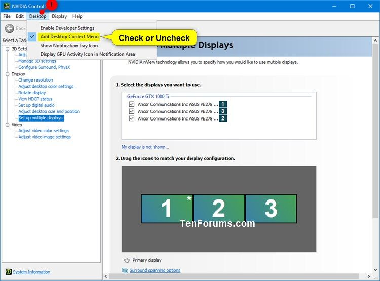 Add or Remove NVIDIA Control Panel Desktop Context Menu in Windows-nvidia_control_panel_desktop_context_menu.jpg