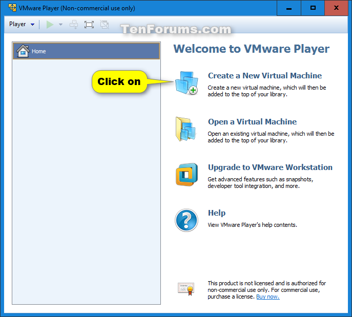 Install Windows 10 as Virtual Machine in VMware Player-windows_10_vmware_player-1.png