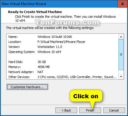 Install Windows 10 as Virtual Machine in VMware Player-windows_10_vmware_player-10.png