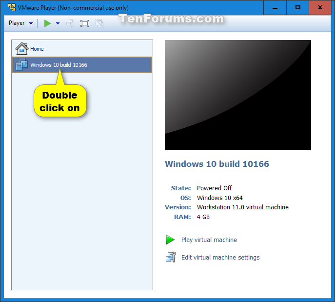 Install Windows 10 as Virtual Machine in VMware Player-windows_10_vmware_player-11.png