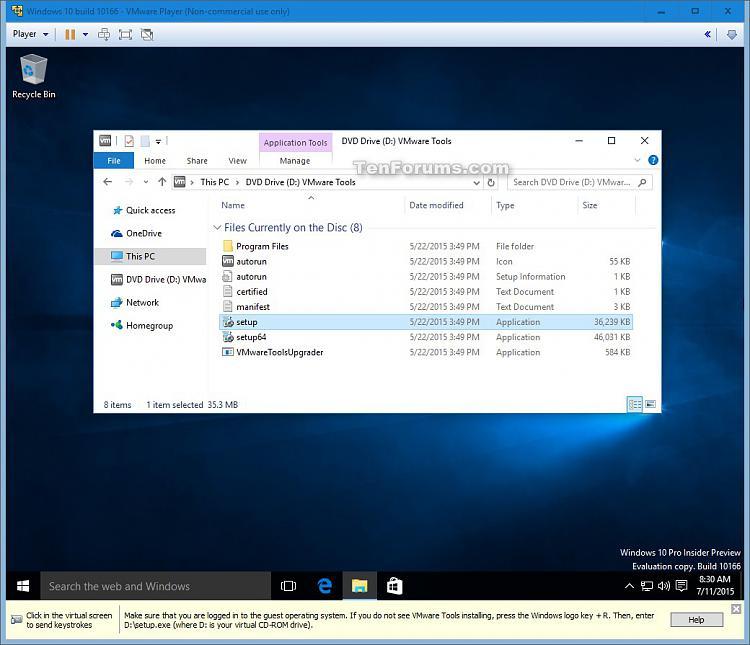 Install Windows 10 as Virtual Machine in VMware Player-windows_10_vmware_player-16.jpg