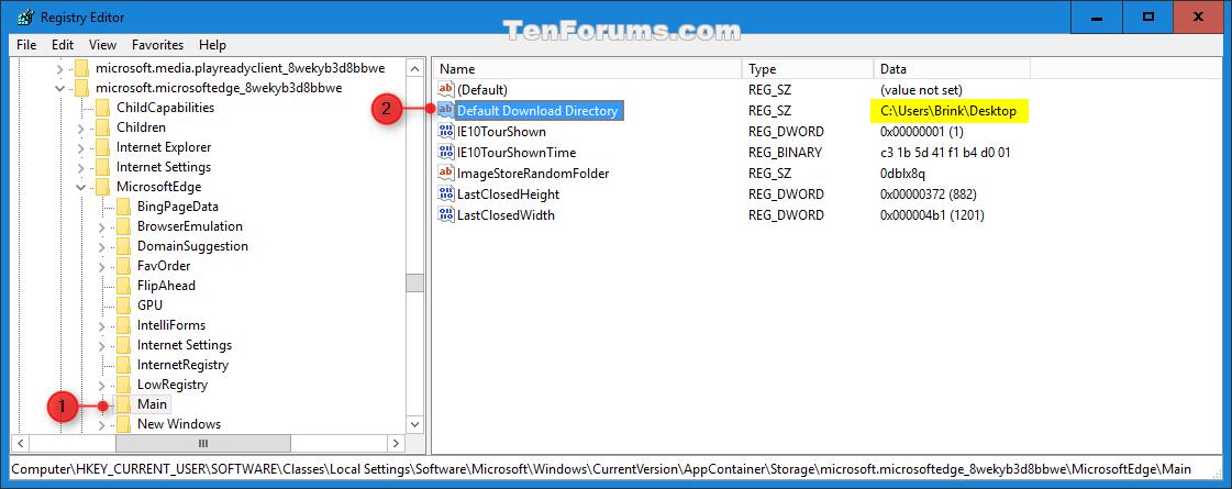how to change print screen default folder