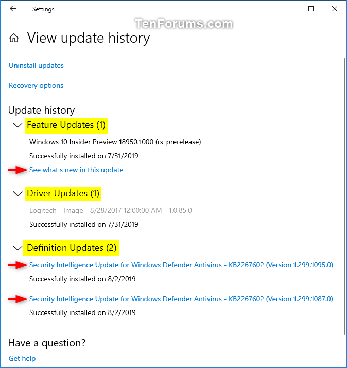 View Windows Update History in Windows 10-update_history-2.png