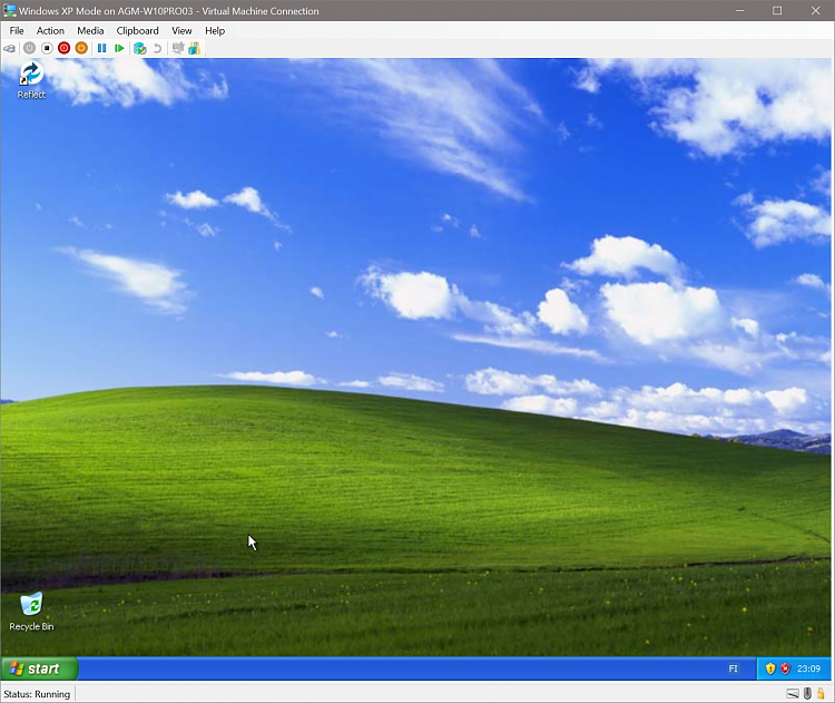 Import Windows XP Mode from Windows 7 to Windows 10-image.png