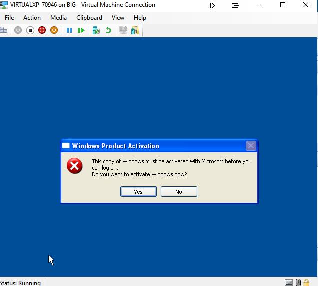 Import Windows XP Mode from Windows 7 to Windows 10-virtualxp-70946-demands-activation-boot-19aug19.jpg