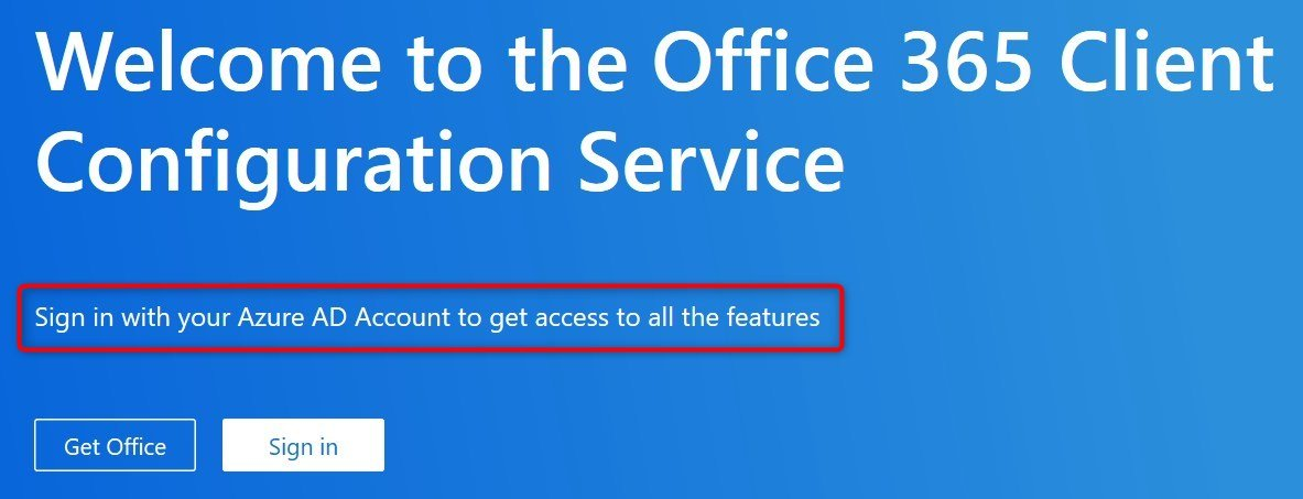 Custom install or change Microsoft Office with Office