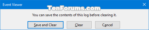 Clear All Event Logs in Event Viewer in Windows-clear_log_in_event_viewer-3.png