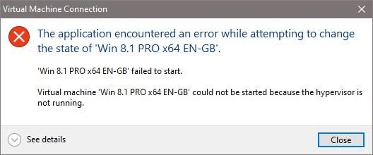 Name:  Hyper-V cannot run VM.jpg Views: 351 Size:  28.2 KB