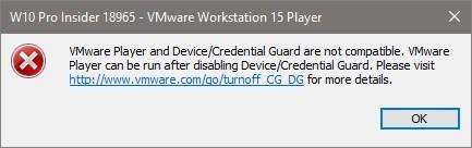 Run Hyper-V, VirtualBox and VMware on same Computer-vmware-cannot-run-vm.jpg