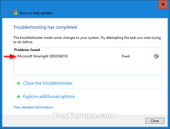 Hide or Show Windows Updates in Windows 10-windows_10_hide_updates-2.png