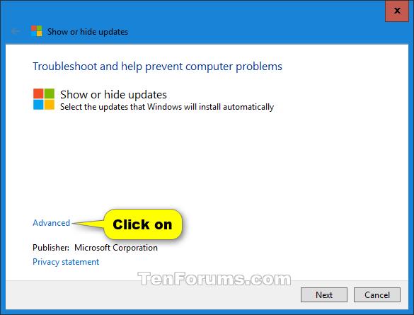 Hide or Show Windows Updates in Windows 10-windows_10_show_or_hide_updates-1.png