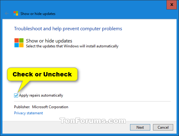 Hide or Show Windows Updates in Windows 10-windows_10_show_or_hide_updates-2.png