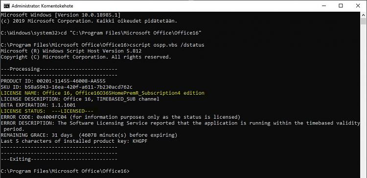 Custom install or change Microsoft Office with Office Deployment Tool-o365-licensed.jpg