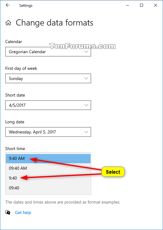 Change Taskbar Clock to 12 hour or 24 hour Format in Windows 10-12-hour_clock_settings.png