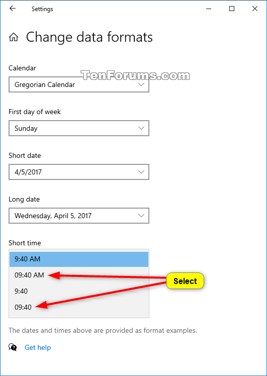 Change Taskbar Clock to 12 hour or 24 hour Format in Windows 10-24-hour_clock_settings.png