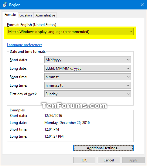 Change Date and Time Formats in Windows 10-date_and_time_formats_control_panel-1.png