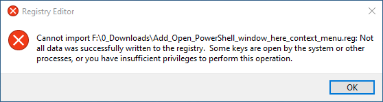 Open PowerShell window here context menu - Add in Windows 10-2019-10-03_01h54_45.png