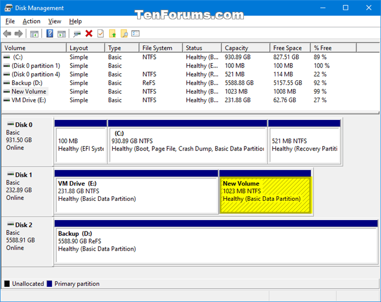 Mount Drive to a Folder in Windows 10-mount_unallocated_drive_to_folder_disk_management-8.png