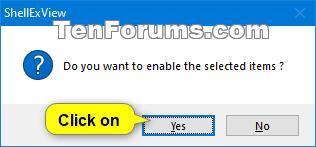 Fix Slow or Freezing Right Click Context Menu in Windows-shellexview-8.png