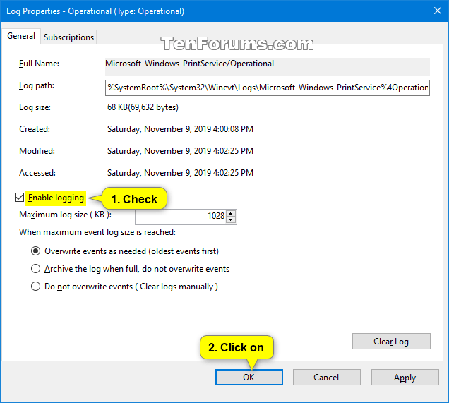 How to Enable or Disable Print Logging in Windows 10 Event Viewer-enable_print_logging-3.png