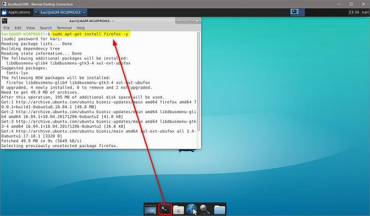 Windows Subsystem for Linux - Add desktop experience to Ubuntu-install-firefox.jpg