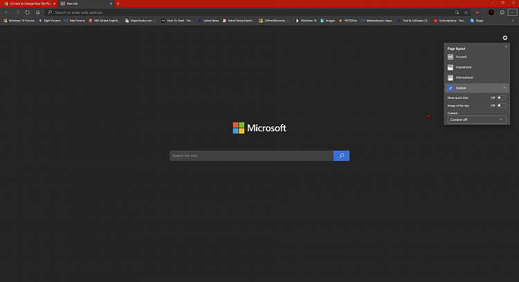 Change New Tab Page Layout and Background in Microsoft Edge Chromium-image.png