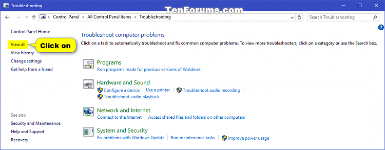 Troubleshoot Problems in Windows 10 with Troubleshooters-troubleshooting_in_cp-1.png