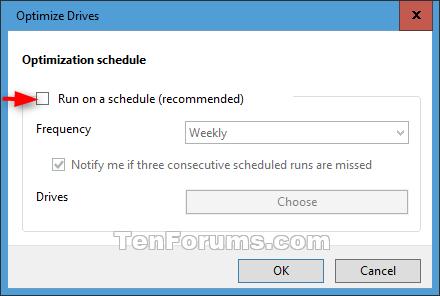 how to change default hard drive windows 10