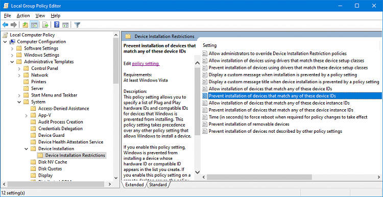 Prevent Windows Update from Updating Specific Device Driver-gpedit-select-gpo.png