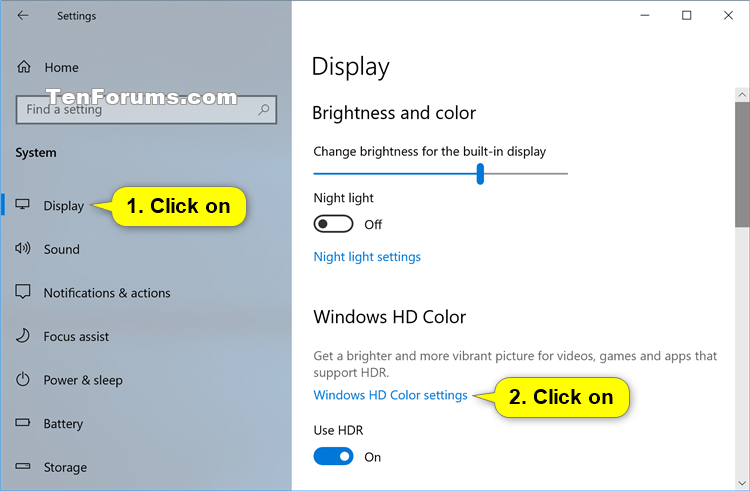 How to Turn On or Off Play HDR Content when on Battery in Windows 10-hdr_battery_options-1.png