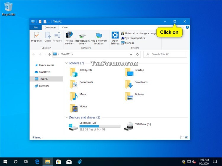 How to Maximize and Restore App Window in Windows 10-maximize_caption_button.jpg