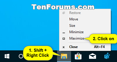 How to Maximize and Restore App Window in Windows 10-taskbar_shift_maximize.png